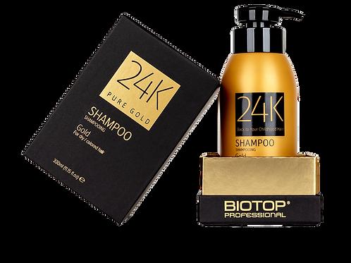 Biotop 24K Gold Shampoo