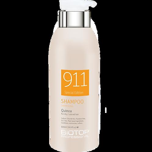 Biotop 911 Quinoa Shampoo
