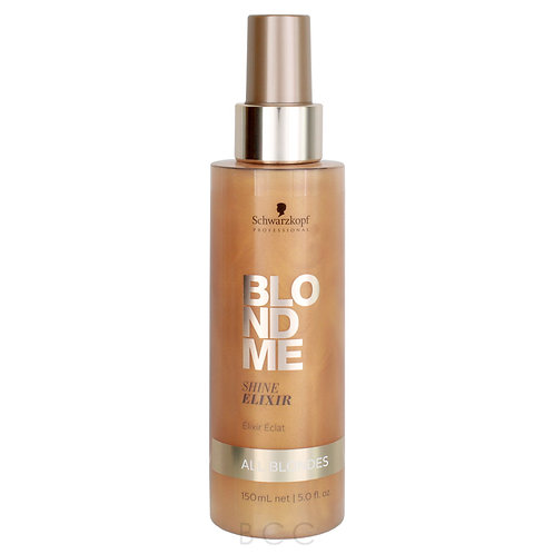Schwarzkopf BLONDME Shine Elixir