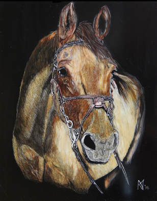 """""""Horse of Course""""  SOLD"""
