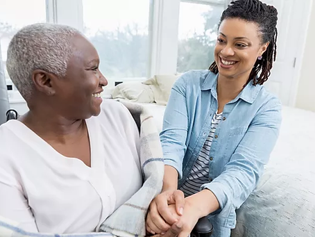 The Importance of Personal Care for Seniors