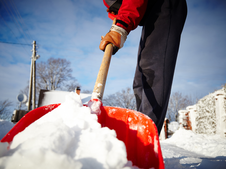 Discount Snow Removal for Seniors