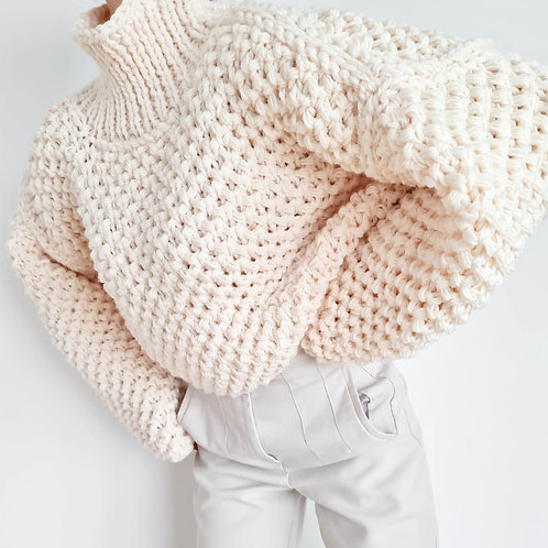 Honeycomb Knit