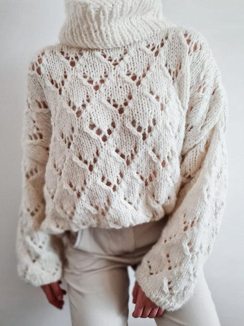 'Oat Foam' Knit