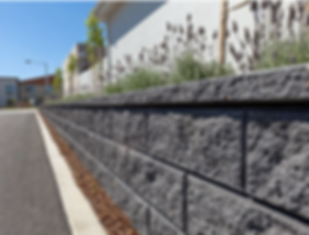 Block Retaining Wall