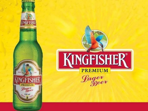 Kingfisher Bier 330ml (24 x 330ml (Buy 10 Get 2 Free)