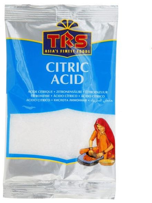 Acid Citric  ZIP (Säure Zitronen) (TRS)  20 x 100g Packung