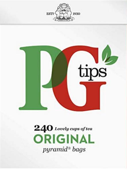PG Tea bags 240st.