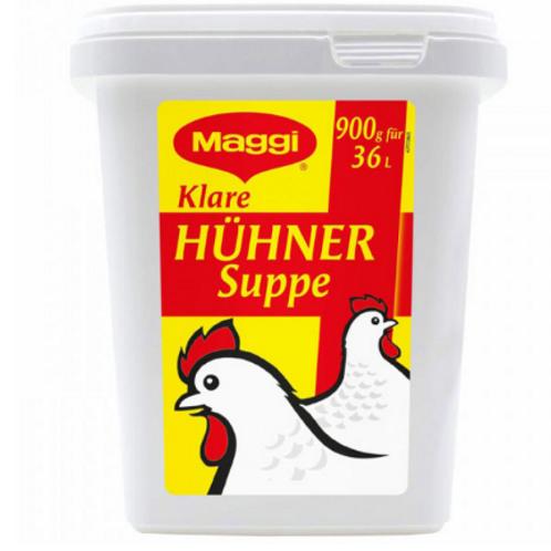 Maggi - Klare Hühner Suppe 900g