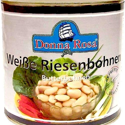 Dona Rossa Weissebohnen