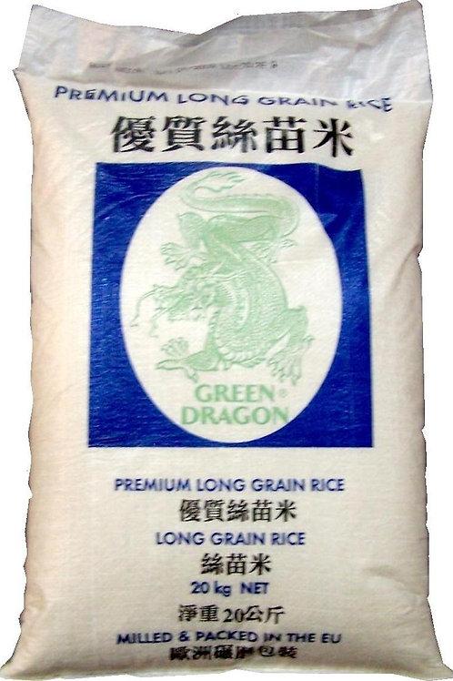Green Dragon (Reis Langkorn Duft) 20 Kg