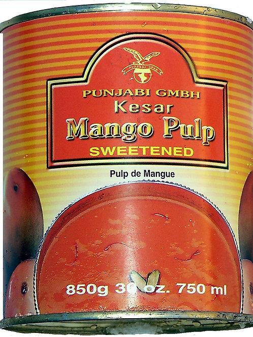 Punjabi Keser Mango Pulp 750 ml