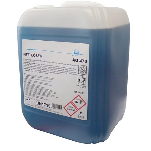 Funny AG-470 Fettlöser, Kraftreiniger, 10 Liter