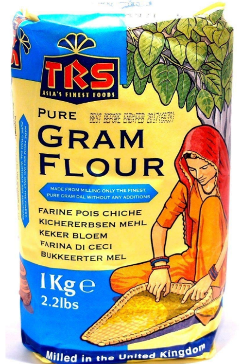 TRS Kichererbsen Mehl - Gram Flour - Besan - 2 KG