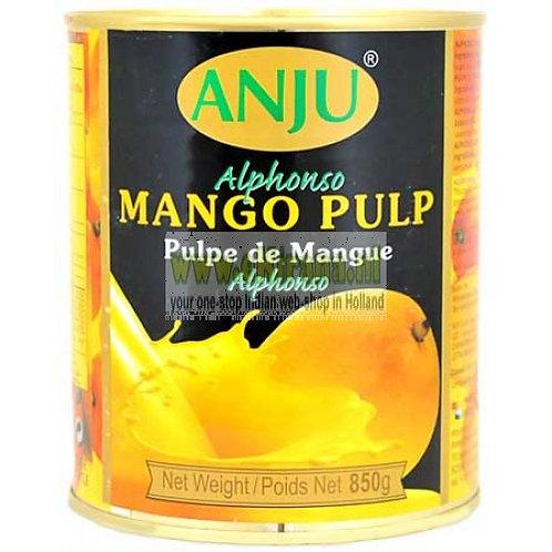 Anju Alphonso Mango Pulp