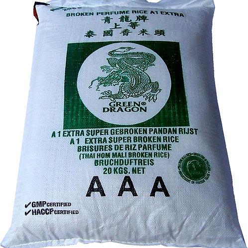 Green Dragon (Reis Brocken Duft) 20 Kg