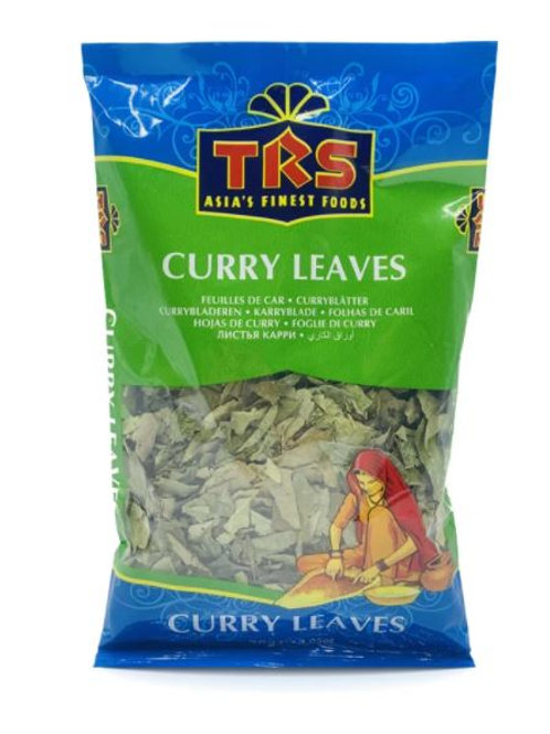 Curry Leaves (TRS) VE 10 x 30g Packung