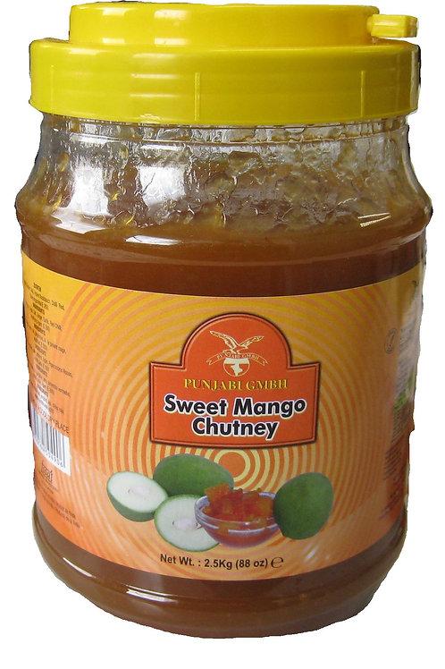 Punjabi Sweet Mango Chutney
