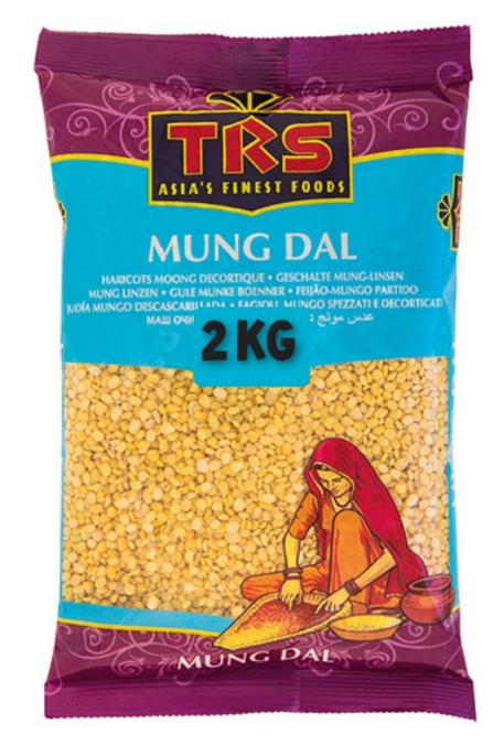 TRS Moong (Mung) Dal 2Kg