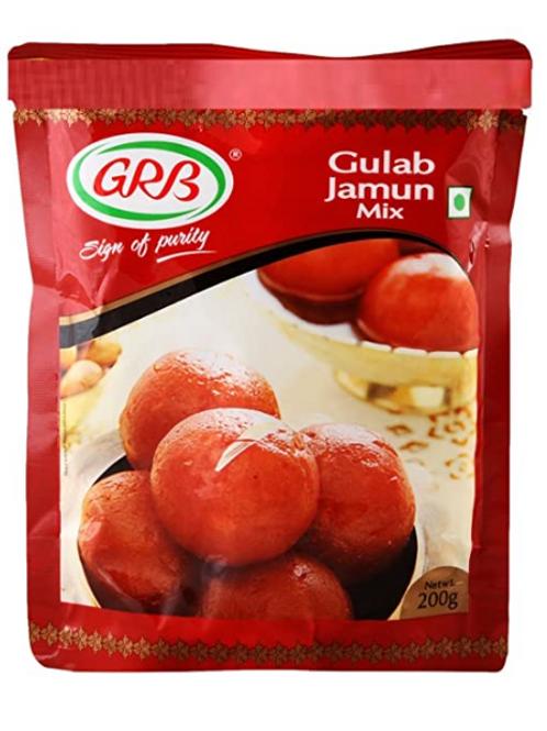 Gulab Jamun Powder (GRB 160gr.