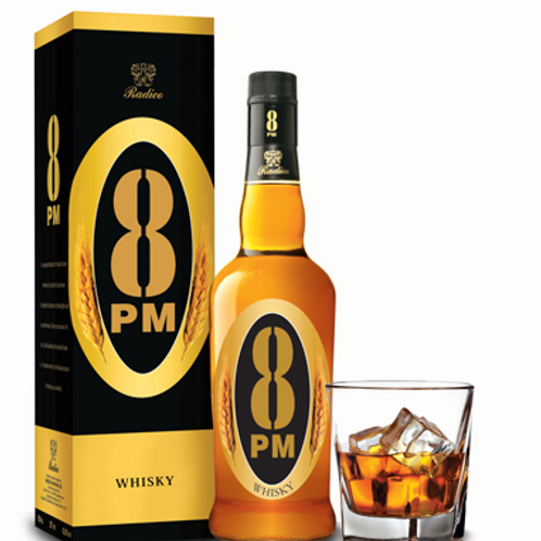 Whisky (8PM)  alc. 40%