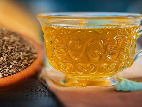 Ajwain-Jeera Tea