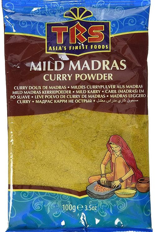 Curry Powder Madras MILD (Curry Pulver MILD) (TRS)