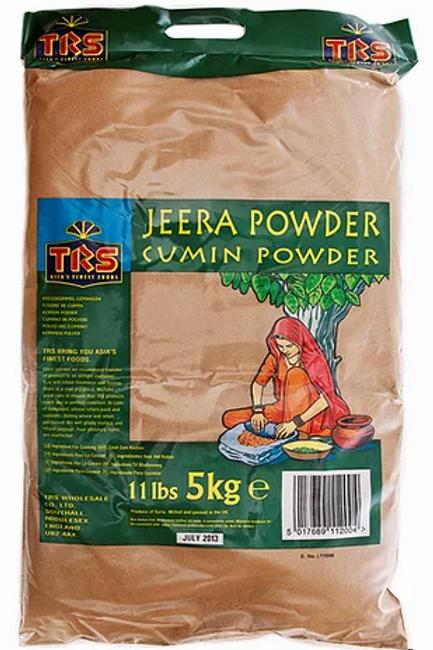 Trs Jeera Powder 5kg Bag