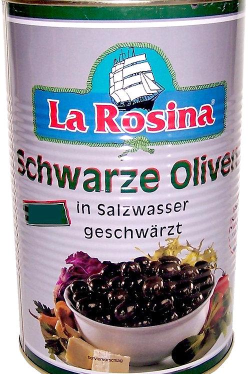 La Rosina Olive Schwarz 4250ml DOSE
