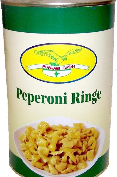 Punjabi Peperoni Ringe