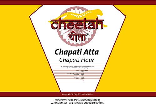 Cheetah Wheat Atta