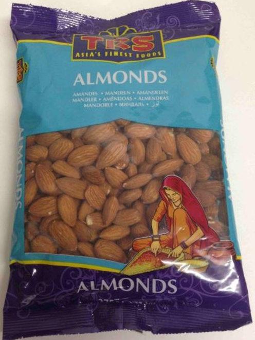 Badam MANDELN DÜNN GEHOBELT (Almond Whole)  750g Packung
