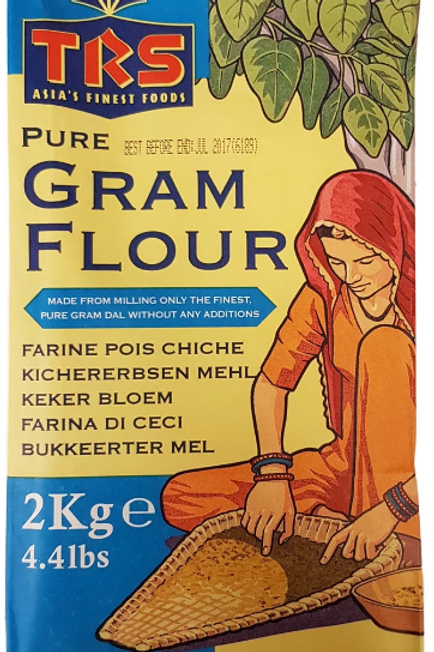 TRS Kichererbsen Mehl - Gram Flour - Besan - 1 KG