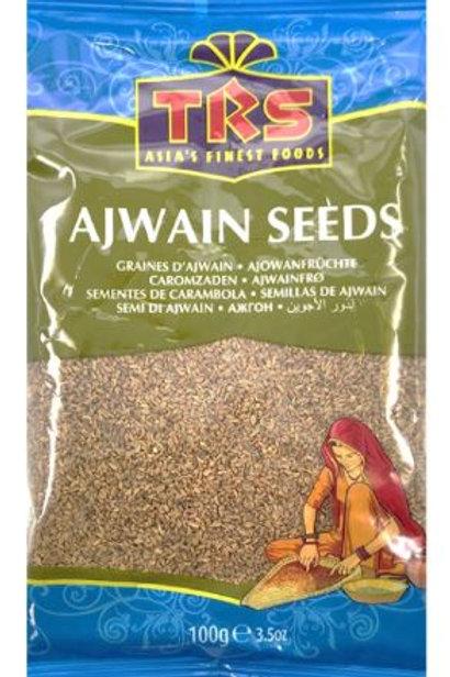Ajwain Seeds (Carom Seeds) (TRS) 20 x 100g  Packung