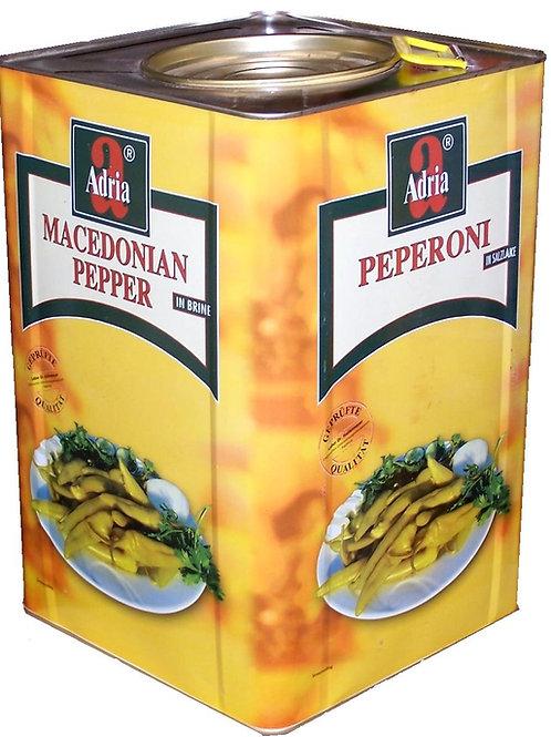 Adria Macedonian Pepper 17Kg