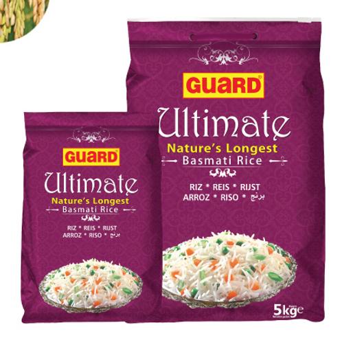 Basmati Rice (Ultimate Guard) 20kg