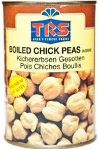 TRS Boiled Chickpeas12 x400gr
