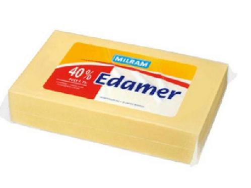 Milram Edamer 40% ca. 15KG
