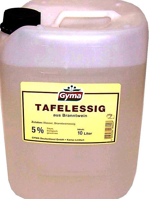 Gyma Essig HELL 10 Liter