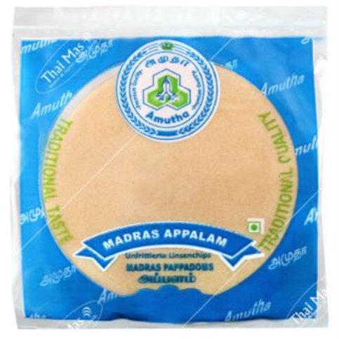 Madras Appalam (Amutha) 200 g