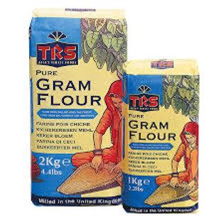 Besan (Gram Flour) Superfine Kichererbsen Mehl  (TRS)
