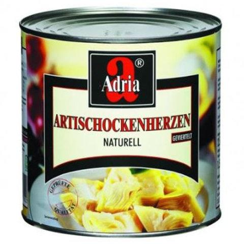 Adria Artischockenherzen Naturell
