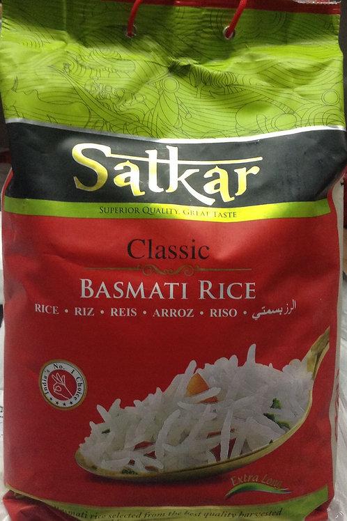 Satkar XXL Basmati Rice 5kg