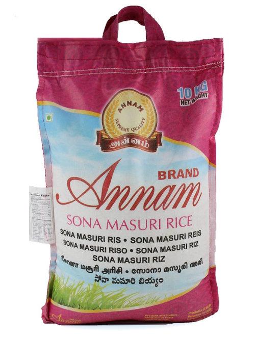 Sona Masoori Annam 10 kg