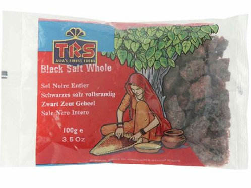 Black Salt Whole (Schwarz Salz Ganz) 100g (TRS)