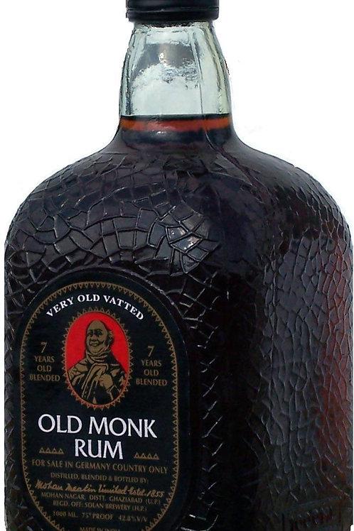 Old Monk Rum 1 L Fl.