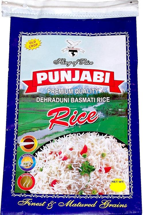 Premium Basmati Reis Punjabi-Dehraduni 20kg