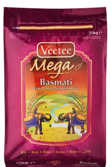 Basmati Rice (Mega VeeTee)