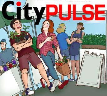 City Pulse Farmers' Market Cover