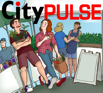 City Pulse Farmers' Market Cover